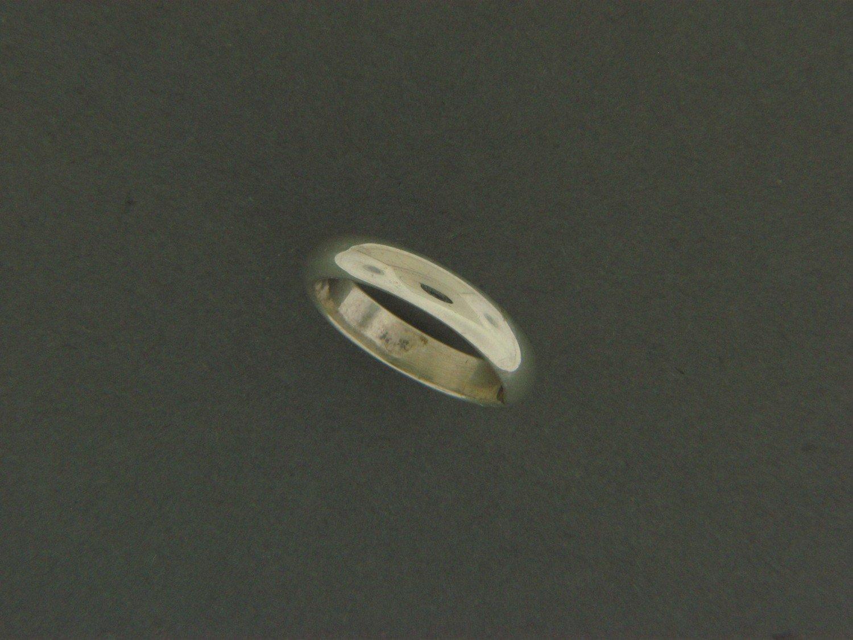Medium Plain Ring