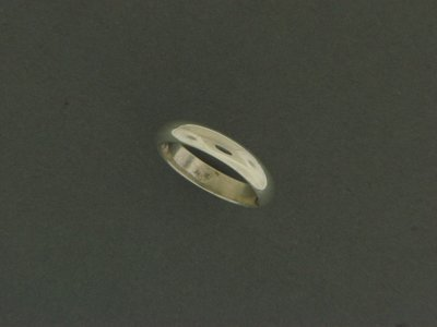 Medium Plain Ring