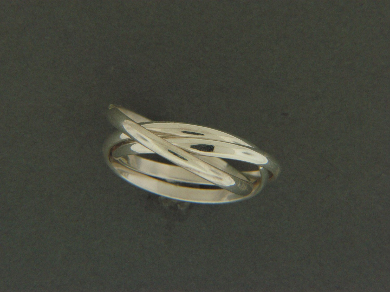 Light Triple Rolling Ring