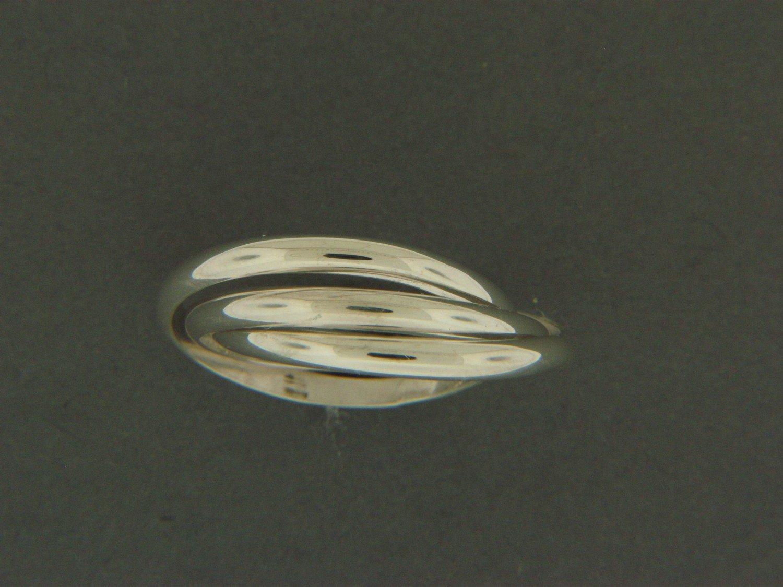 Heavy Triple Rolling Ring