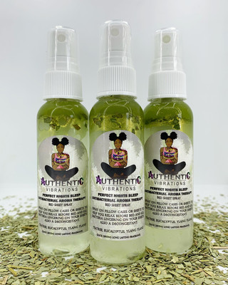 Perfect Nights Rest Bed Sheet Spray
