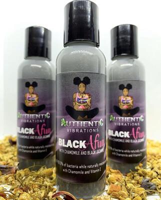 Black Afua Hand Sanitizer