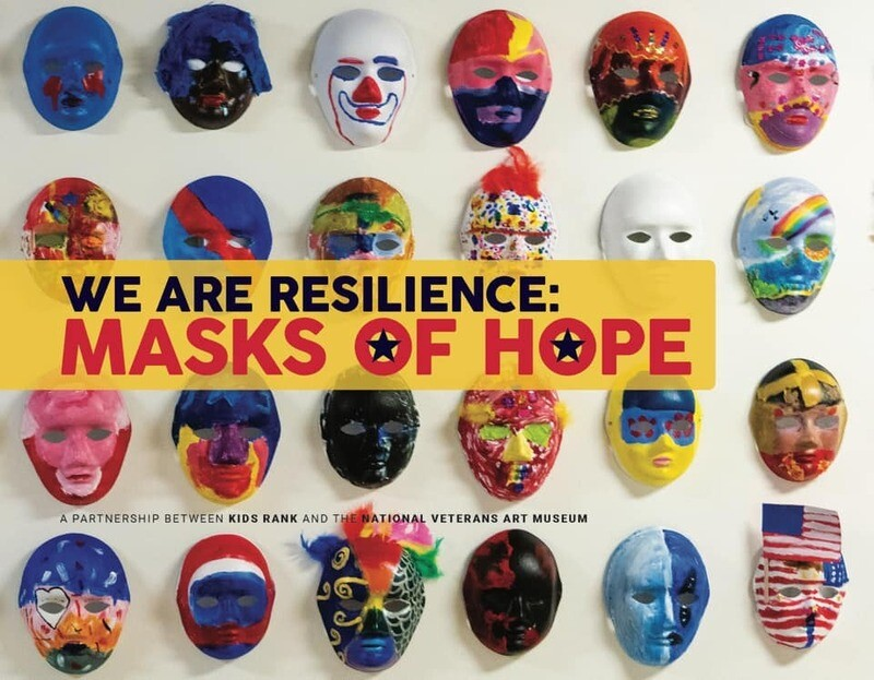 We Are Resilience: Masks of Hope Catalog