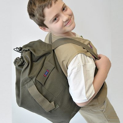 Kids Rank Duffle Bag