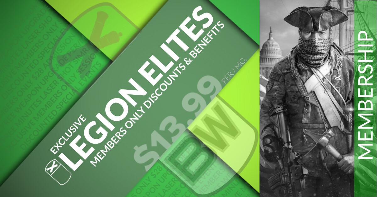Legion Elites Membership