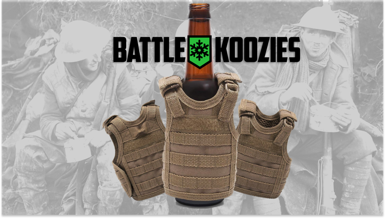 Battle Koozie