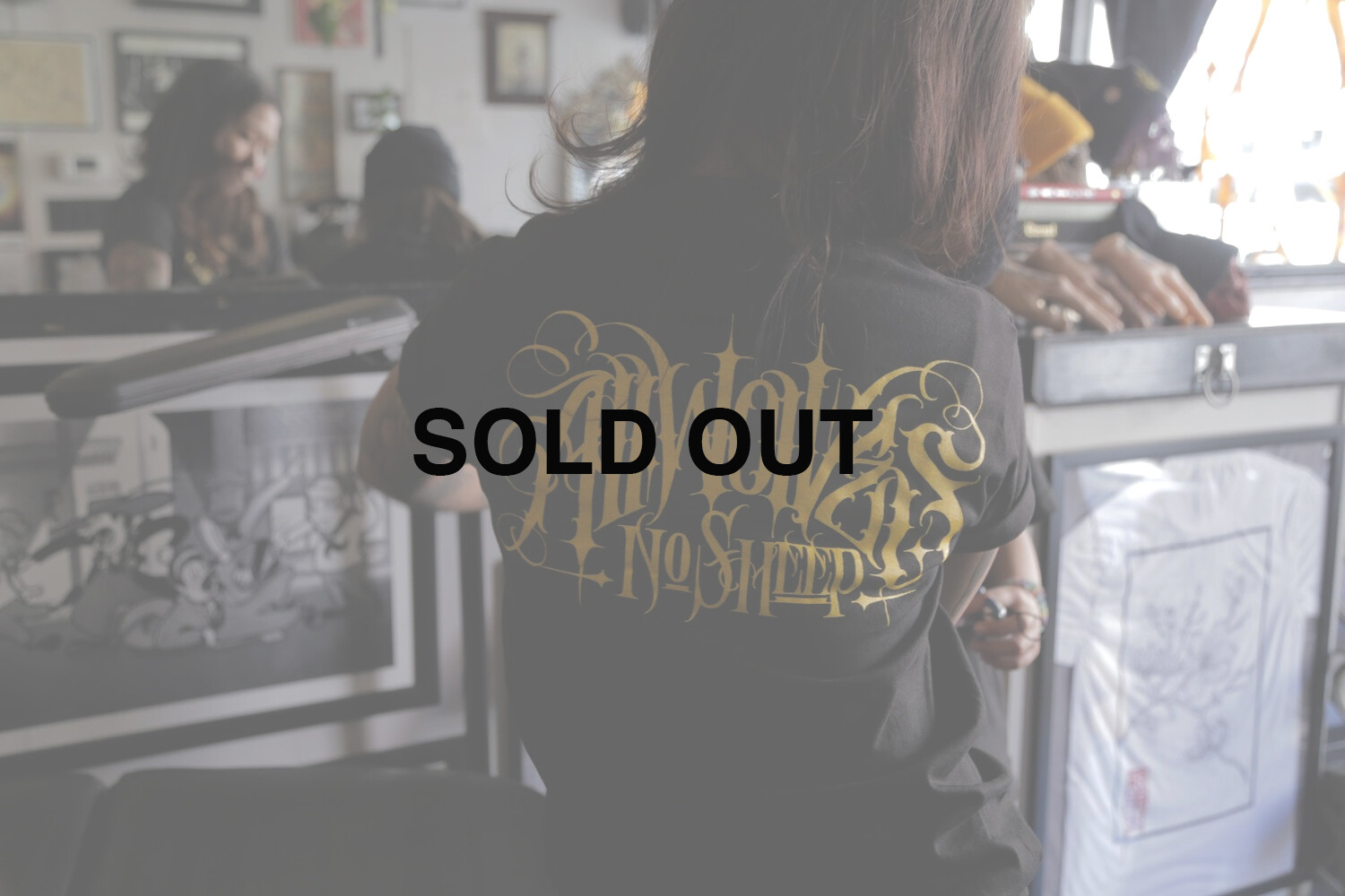 AWNS Coast-to-Coast Tee [SOLD OUT]