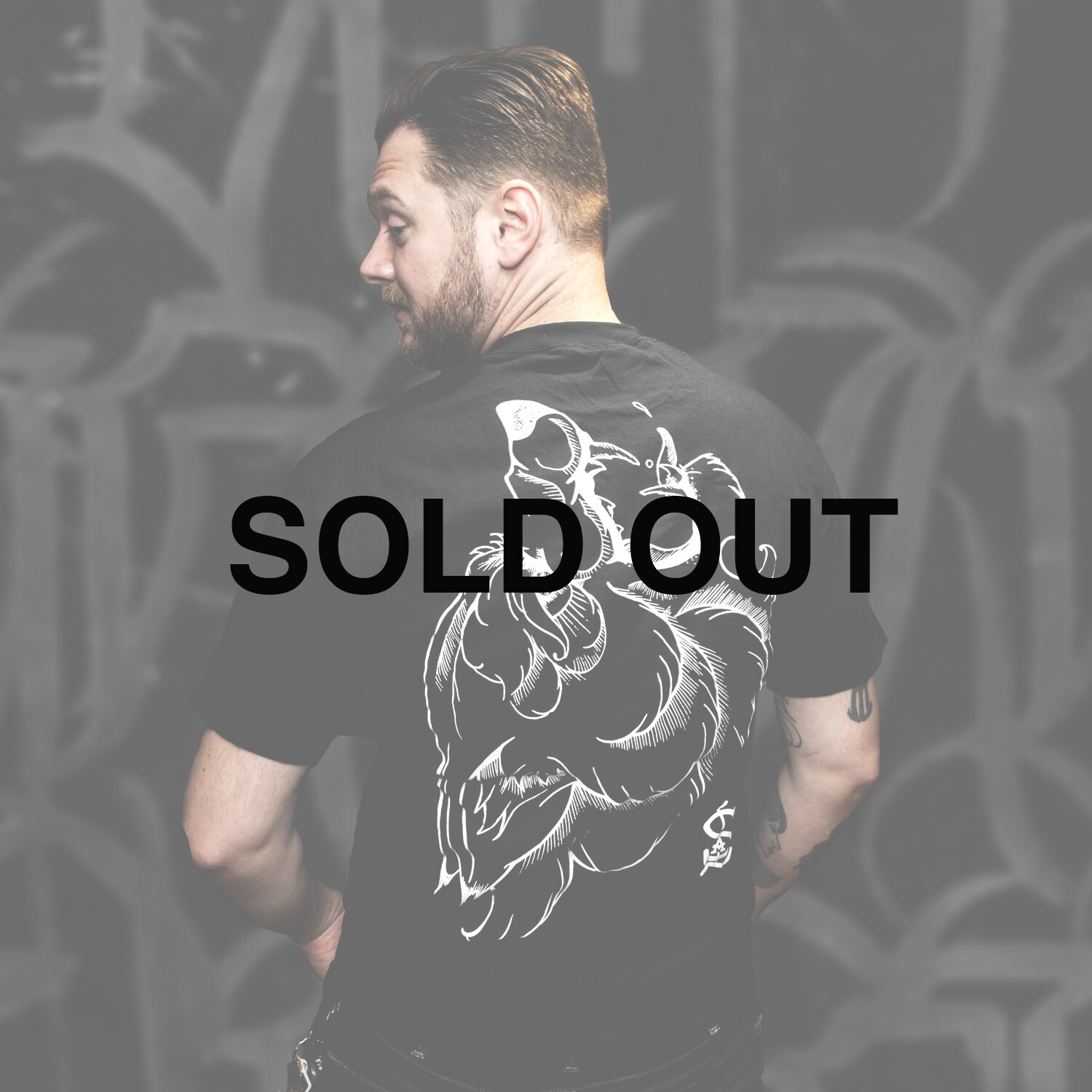 AWNS Signature Series Shirt by Sweet Ass Lew [SOLD OUT]