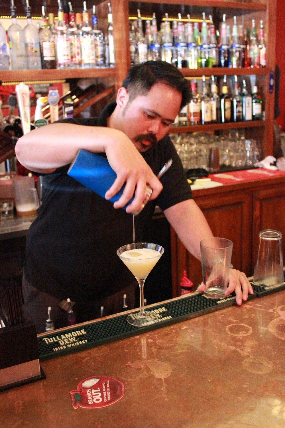 Mezcal Cocktails with Bartender Michael Rausa / Wednesday, October 21 @ 5pm