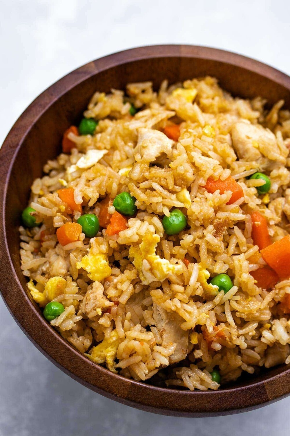 Thai Fried Rice & Chicken Larb / Wednesday, February 3 @ 6:30pm