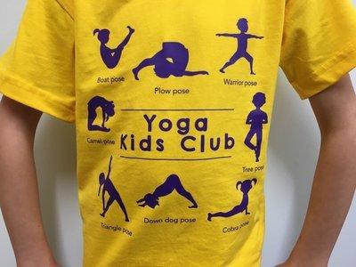 Yoga Kids Club Children's T-Shirt