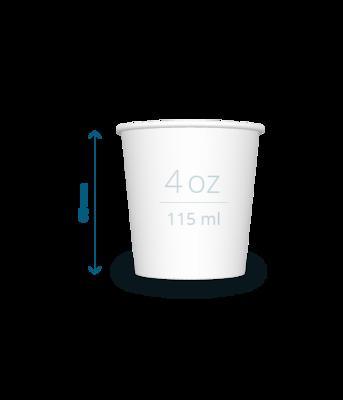 Paper2Paper Espresso Becher 115ml