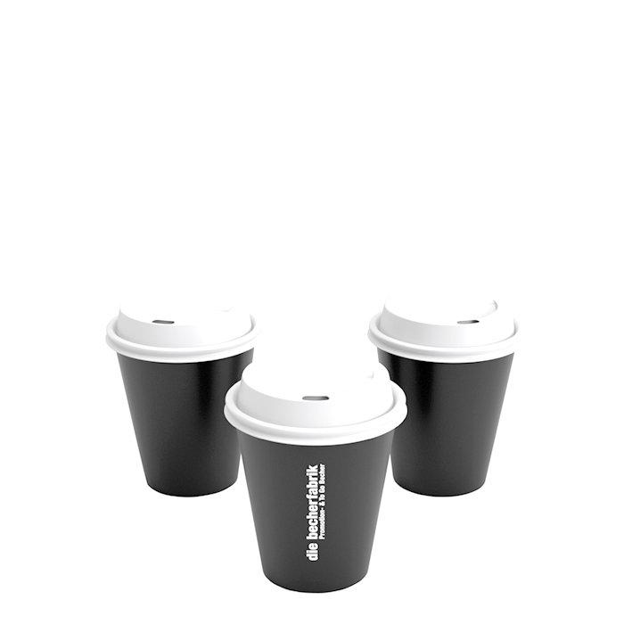 BIO Espressobecher 100 ml Offsetdruck
