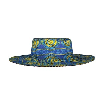 REVERSABLE BUCKET HAT