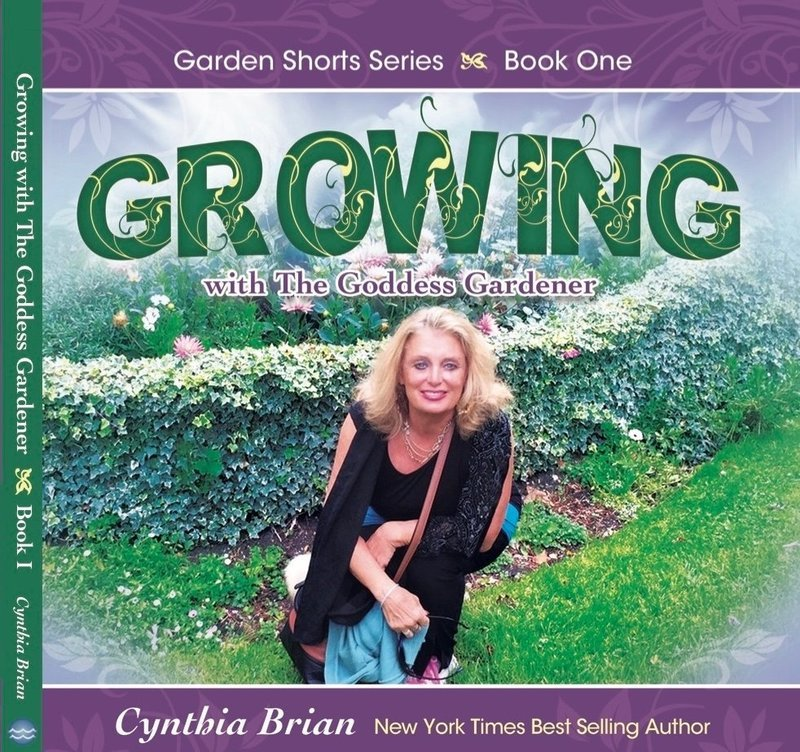 Growing with the Goddess Gardener, FIRST EDITION/ Full Color $19.99