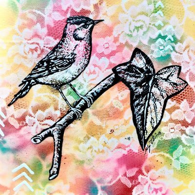 Bird: Firecrest