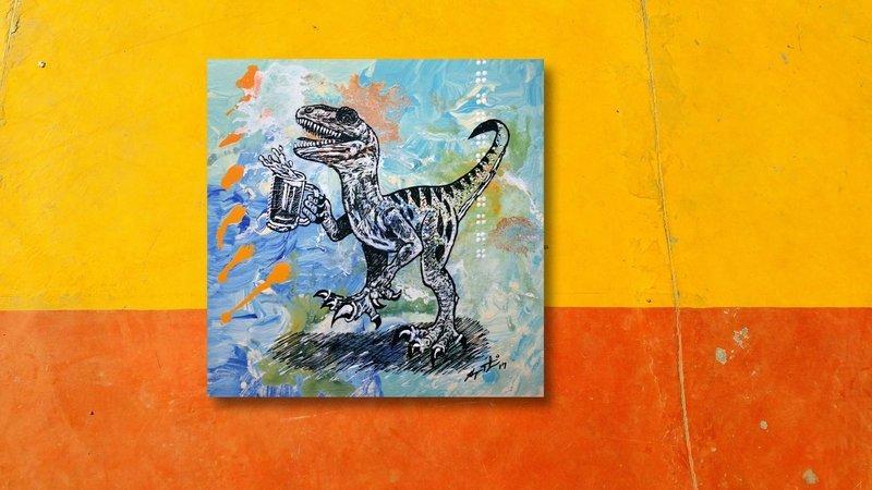 Commissioned Dinosaur