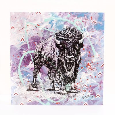 Custom Bison