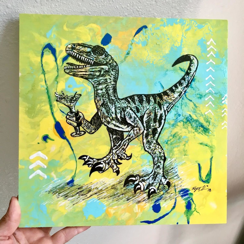 Custom Velociraptor
