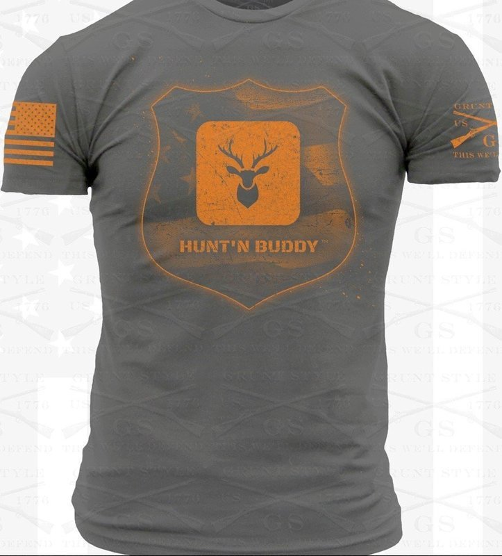 Grunt Style Back the Blue Support Shirt