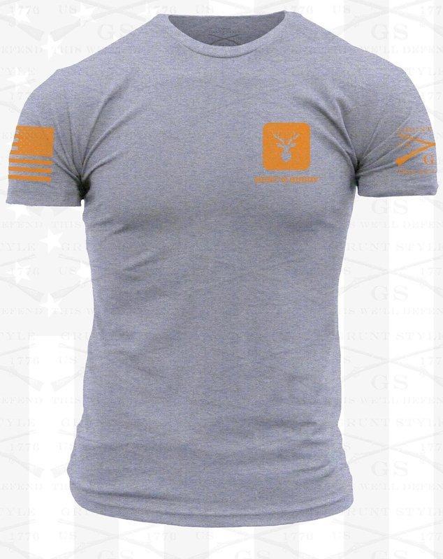 Grunt Style Hunt'n Buddy Logo Shirt