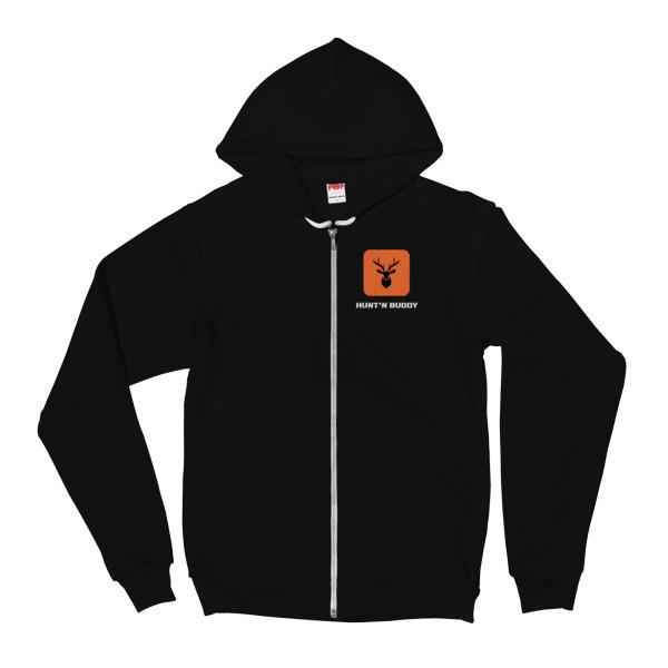 Zip up Logo Hoodie sweater