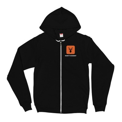 Zip up Logo Hoodie sweater
