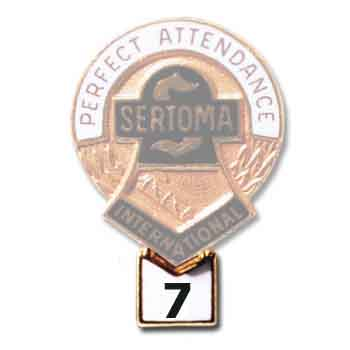 Attendance Tab - 7 year