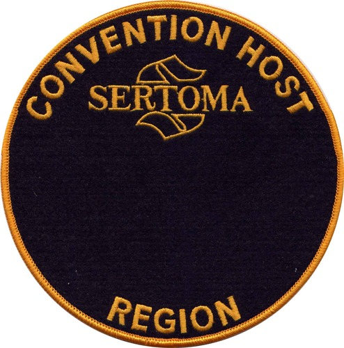 Region Convention Host Medallion