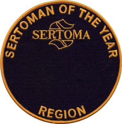 Region Sertoman of the Year Medallion