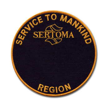Region Service to Mankind Medallion