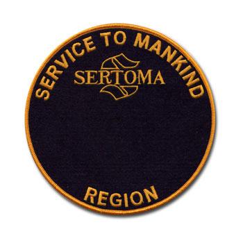 Region Service to Mankind Medallion