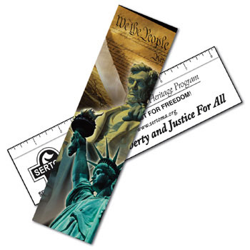 National Heritage Bookmarks - Lot 100