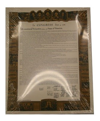 Declaration of Independence - Small -