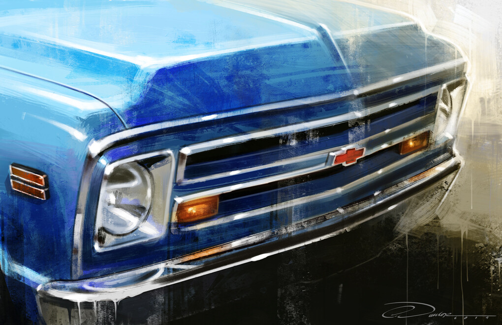 """Blue Collar 2"""