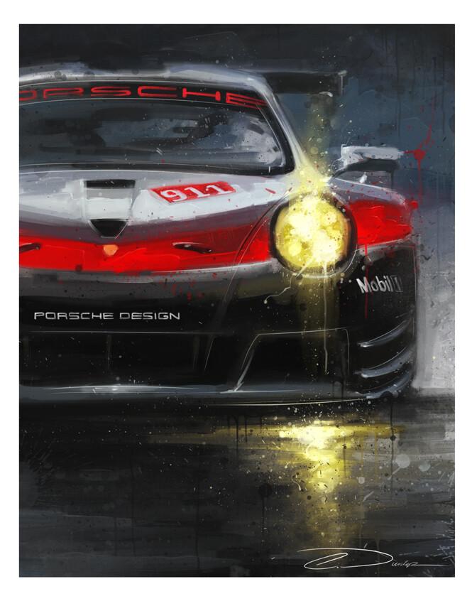 """""""Porsche 911 RSR"""""""