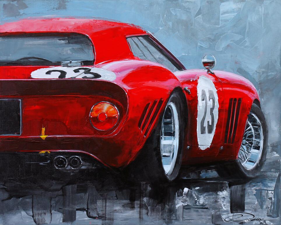 """Ferrari 250 GTO"""