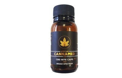 CBD Nite Gel Caps