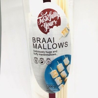 Braai Marshmellows