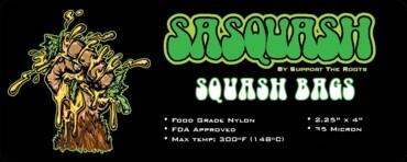 Sasquash Rosin Bags 6 x 10