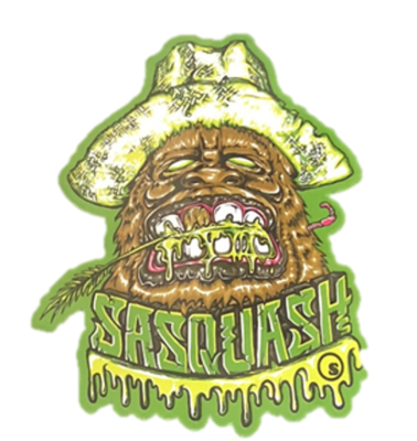 Sasquash Sticker