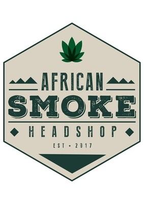 African Smoke Sticker Large