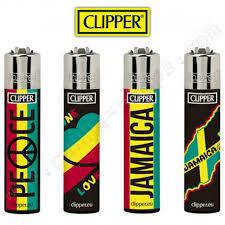 Clipper Lighter Jamaican