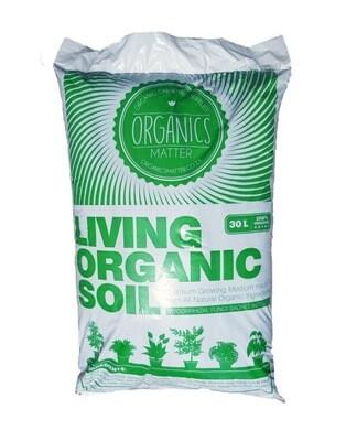 Living Organic Soil