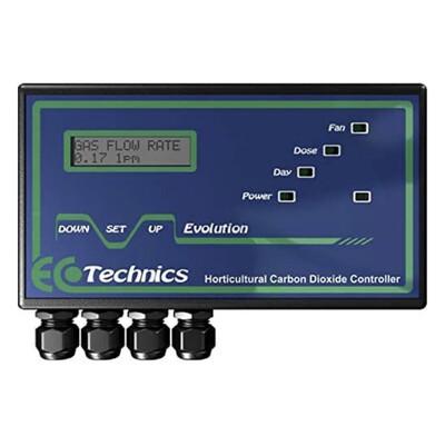 Ecotechnics CO2 Controller With Sensor