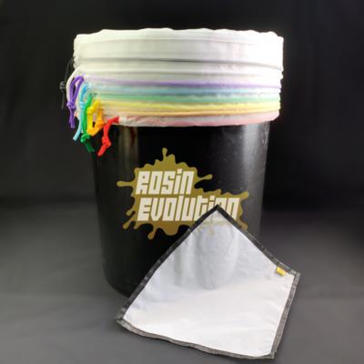 Rosin Evolution Bubble Bags