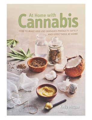 At Home with Cannabis Cookbook