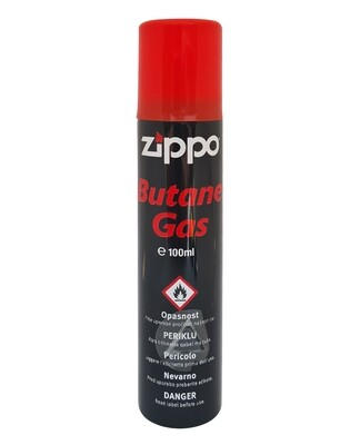 Zippo Butane Gas 100ml