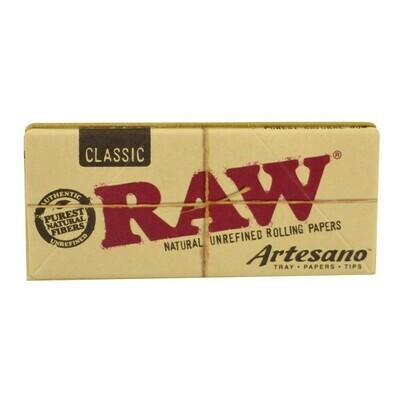 RAW Classic Artesano Kingsize Slim