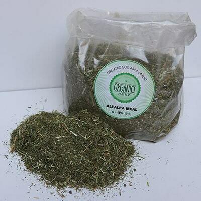 Alfalfa Meal 5L